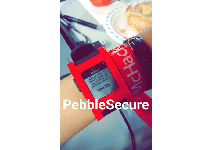 PebbleSecure – screenshot 2