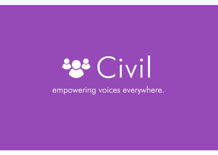 Civil - Empowering Voices Everywhere – screenshot 4
