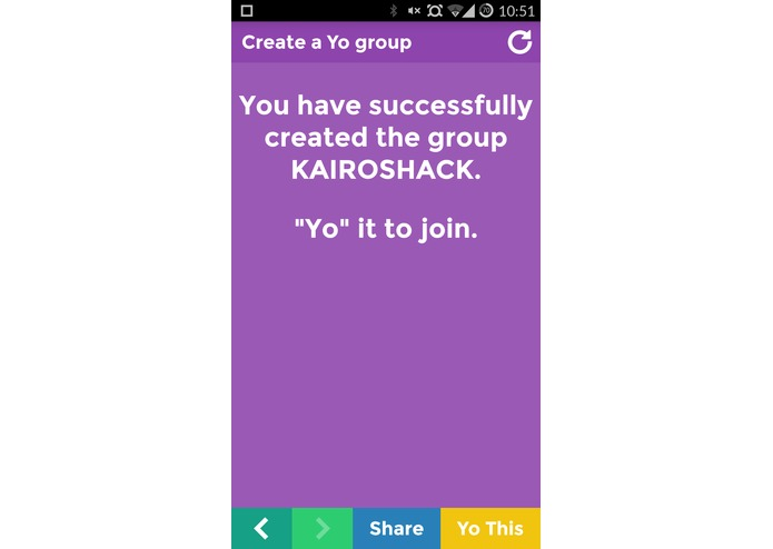 YoParty – screenshot 3