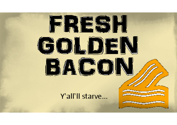 Fresh Golden Bacon – screenshot 1