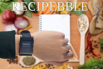 ReciPebble