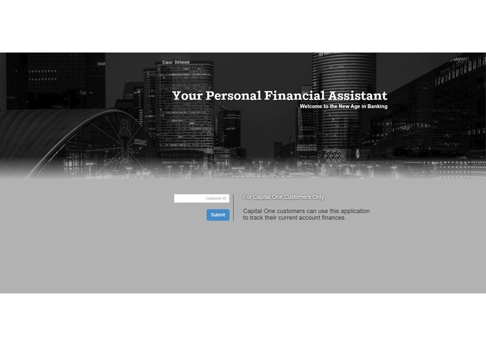 Personal Financial Assistant – screenshot 2