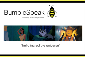 Bumble Speak
