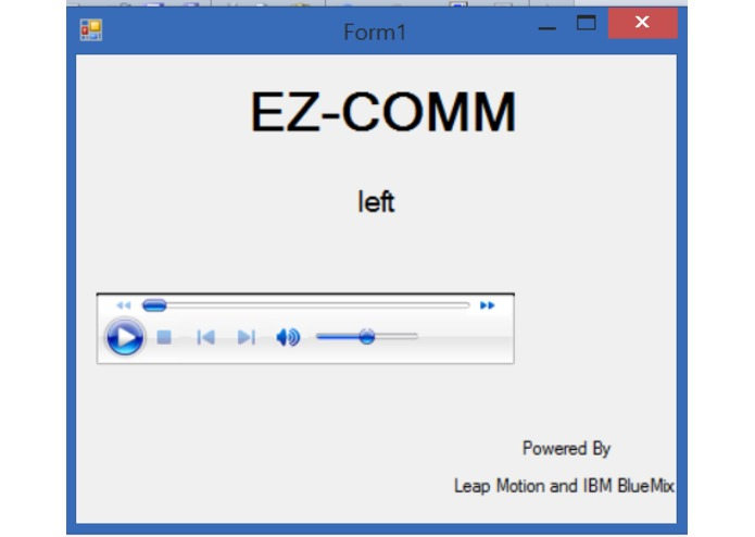 EZ-Comm – screenshot 2