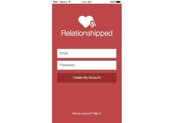 Relationshipped – screenshot 1