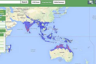 The Crop Wild Relatives Global Atlas