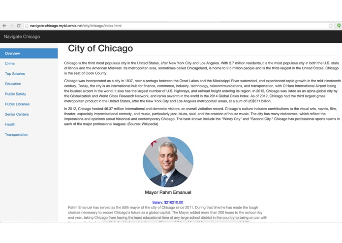 Navigate Chicago – screenshot 2