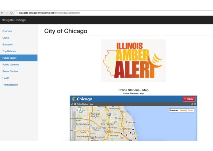 Navigate Chicago – screenshot 6