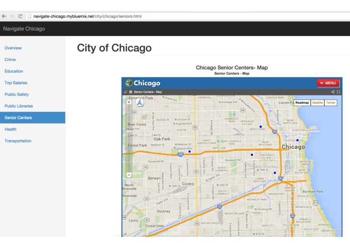Navigate Chicago – screenshot 7