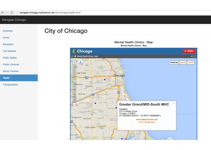 Navigate Chicago – screenshot 8