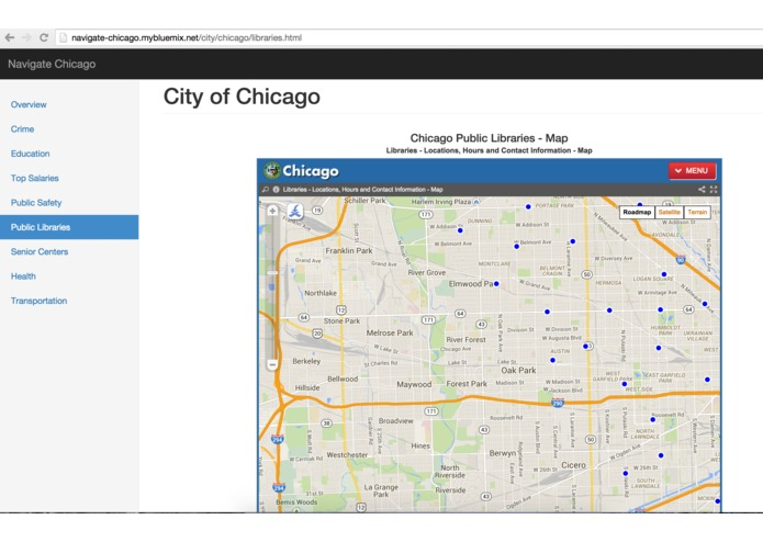 Navigate Chicago – screenshot 22