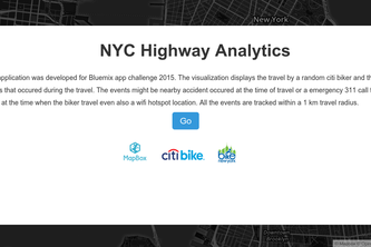 NYC Highways Analytics