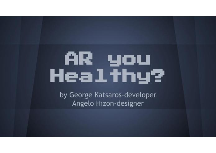 AR you Healthy? – screenshot 1