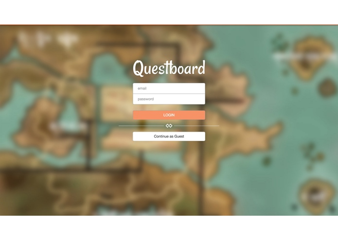 QuestBoard – screenshot 1
