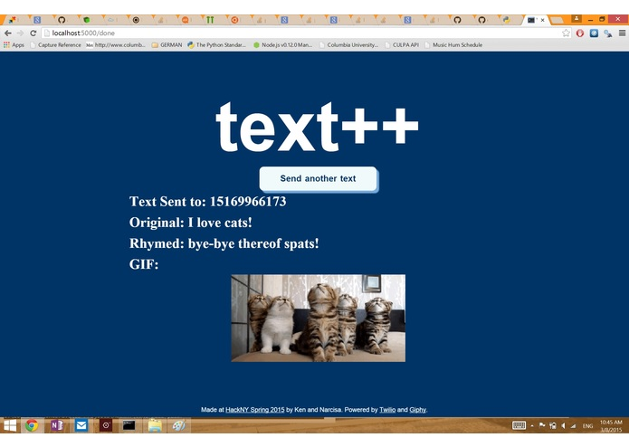 Text++ – screenshot 3