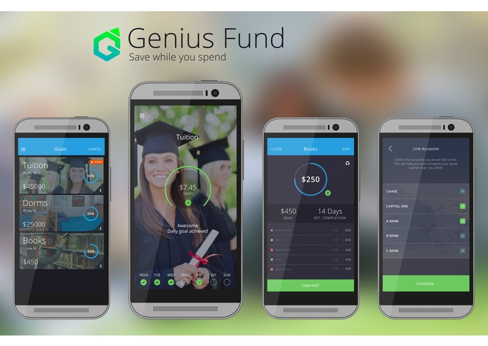 GeniusFund – screenshot 1
