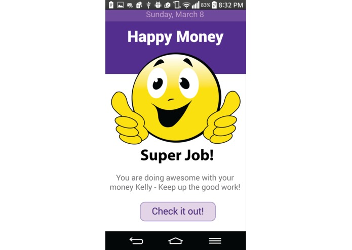 Happy Money – screenshot 2