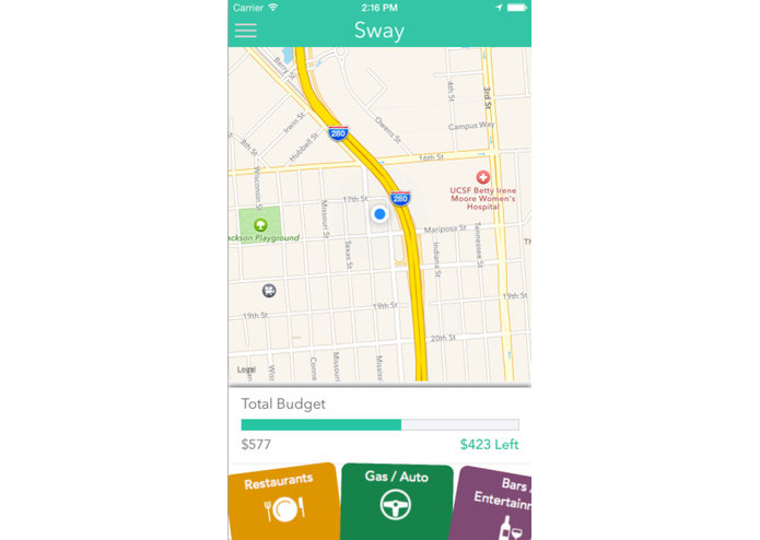 Sway – screenshot 3