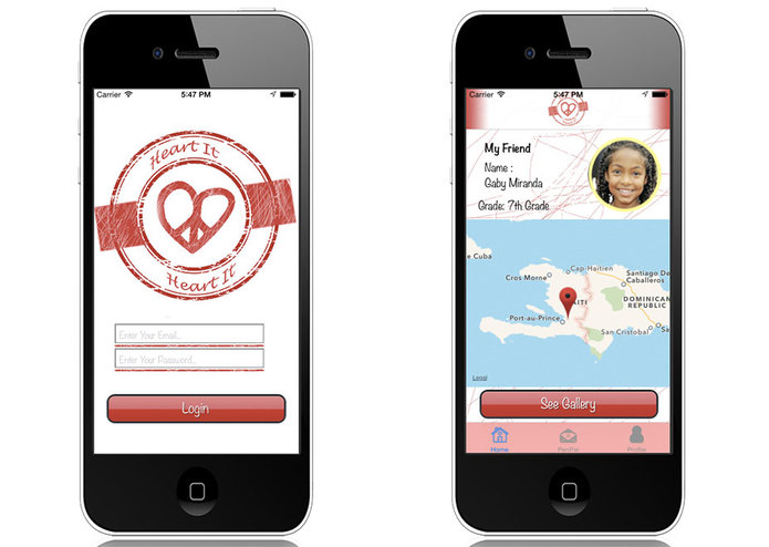 Heart-it – screenshot 4