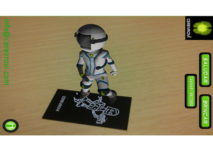 AR 3D Business Cards – screenshot 3
