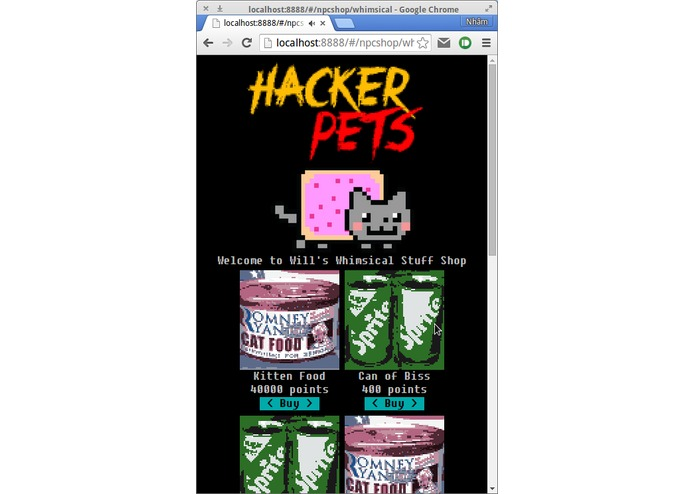 Hacker Pets – screenshot 1
