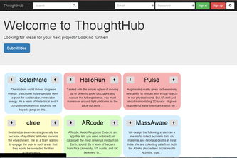 ThoughtHub