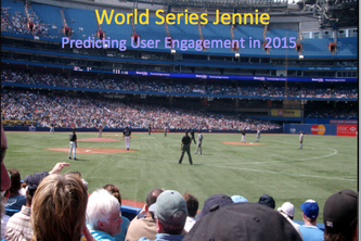 TV viewership prediction during world series