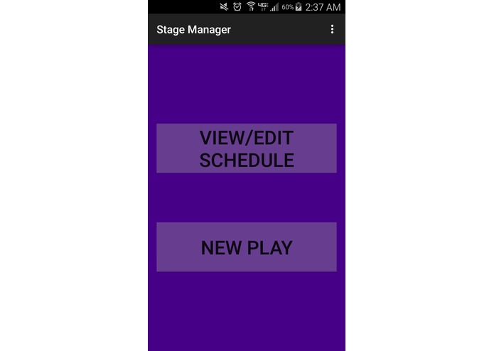 Stage Manager – screenshot 1
