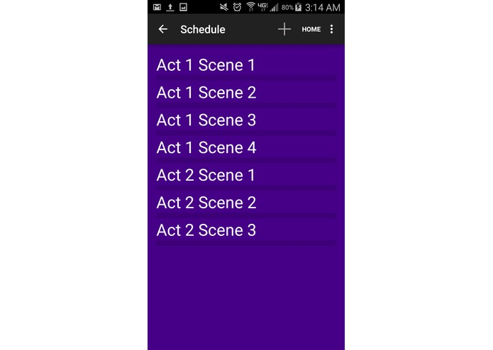 Stage Manager – screenshot 2