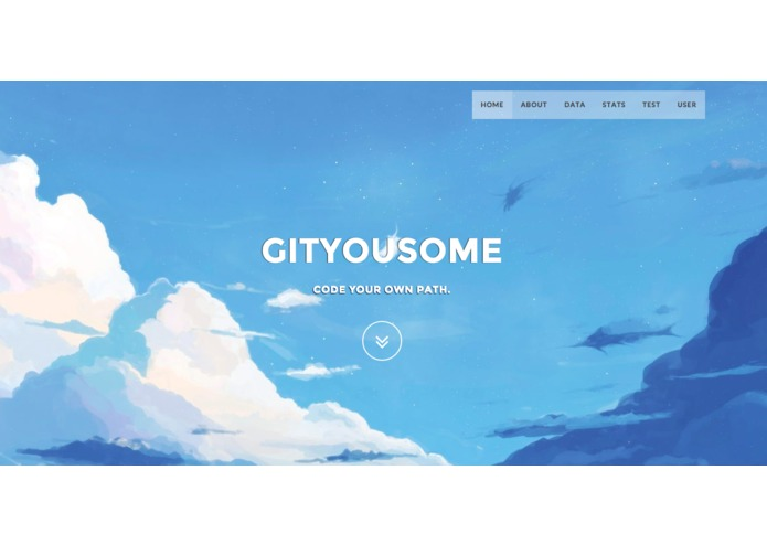 GitYouSome – screenshot 1