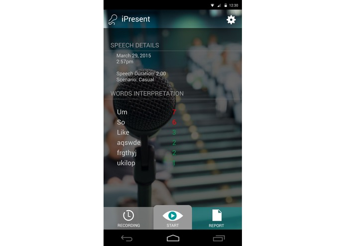 iPresent – screenshot 5