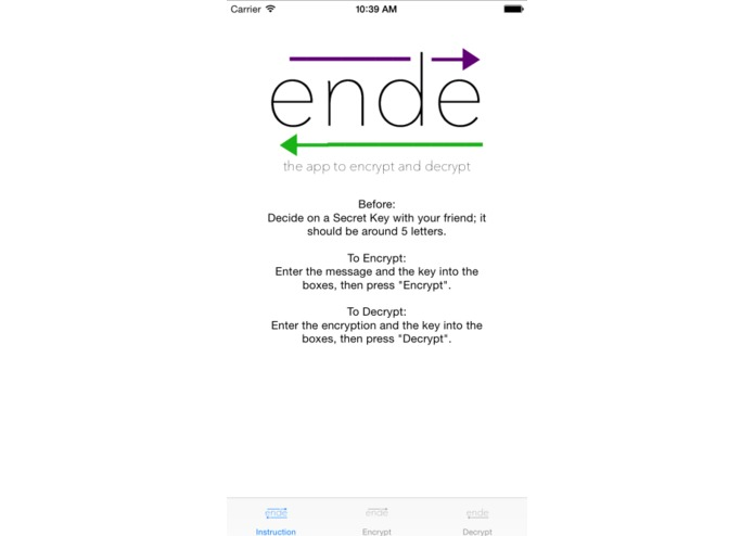 ende – screenshot 2