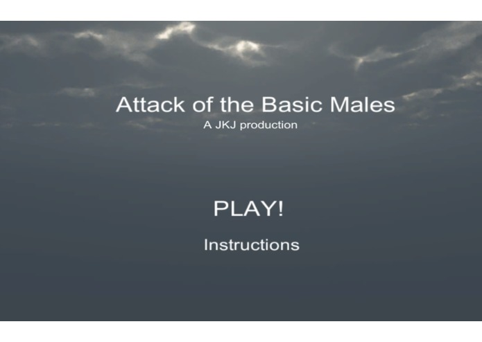 Attack of the Basic Males! – screenshot 2