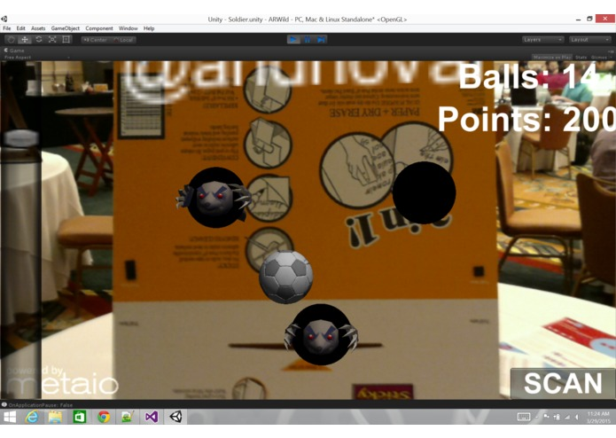 Interactive Ball IN – screenshot 3