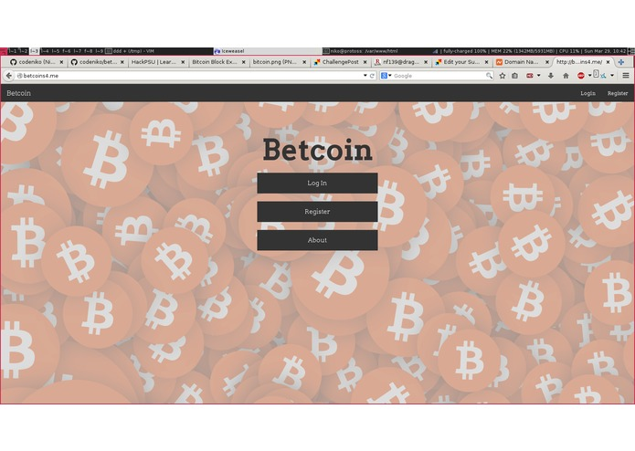 betcoin – screenshot 4