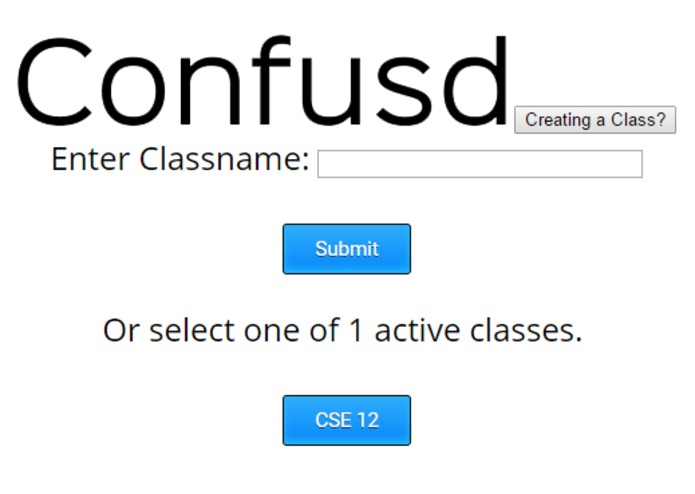Confusd – screenshot 1