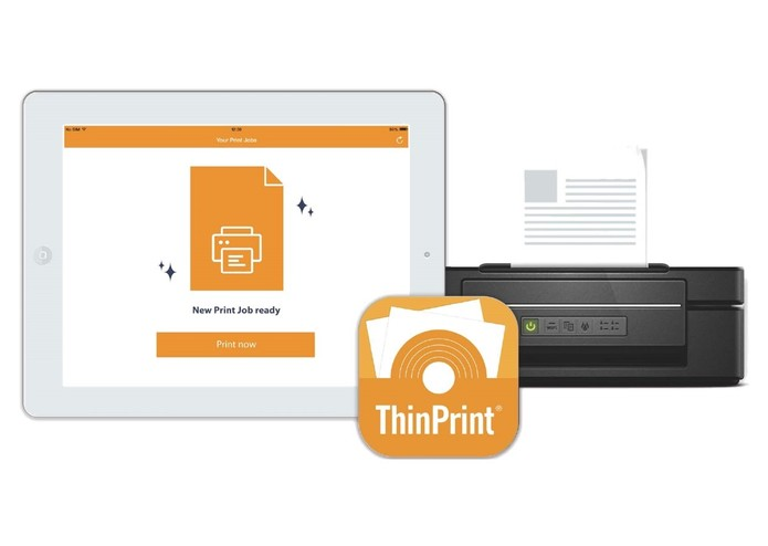 ThinPrint Mobile Print – screenshot 3