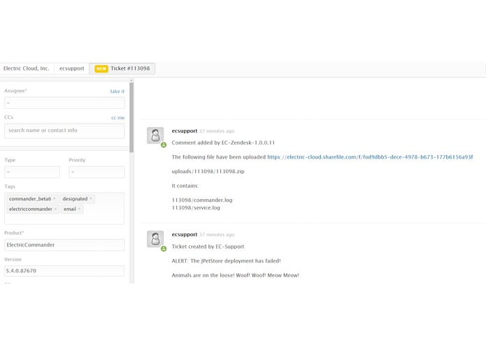 Aaaargh deployment failed! ShareFile to the rescue! – screenshot 3