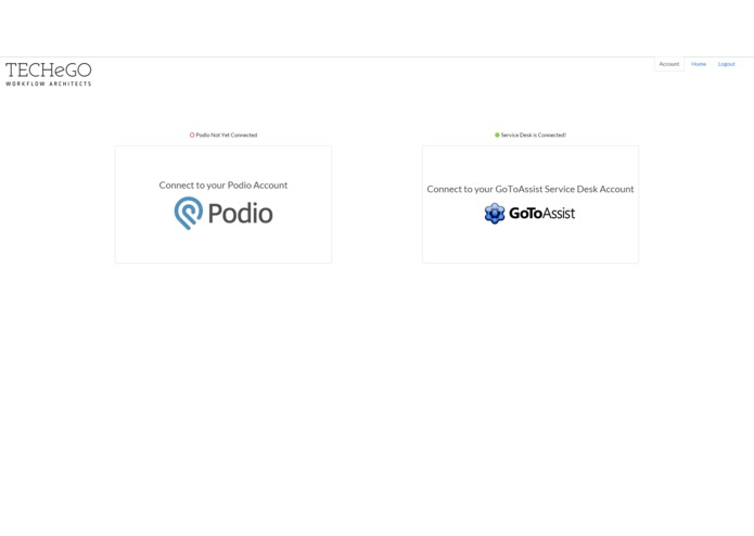 Service Desk for Podio – screenshot 3