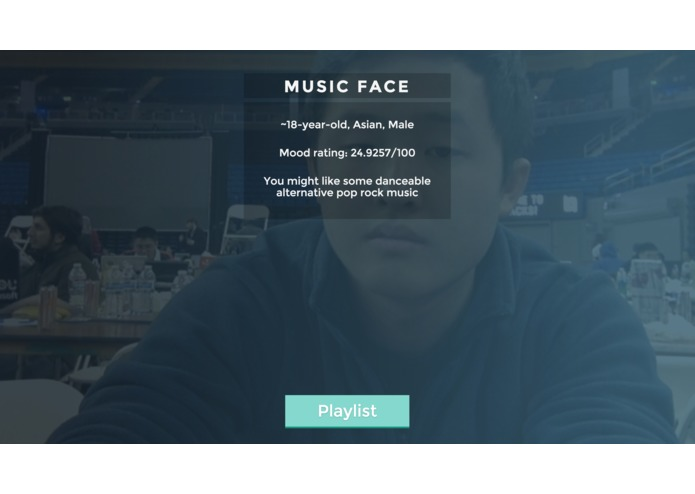 MusicFace – screenshot 3