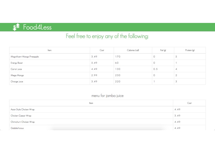 Food4Less – screenshot 3