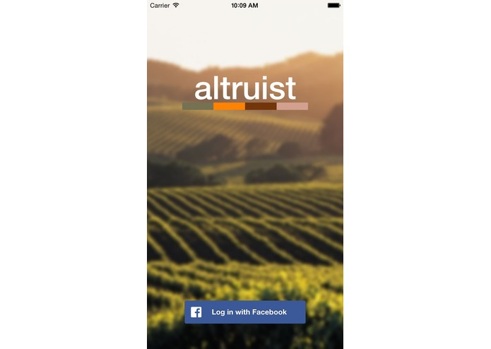 Altruist – screenshot 1