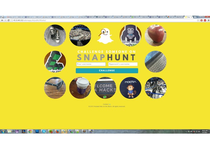 SnapHunt – screenshot 2