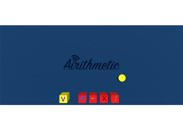 Airithmetic – screenshot 1