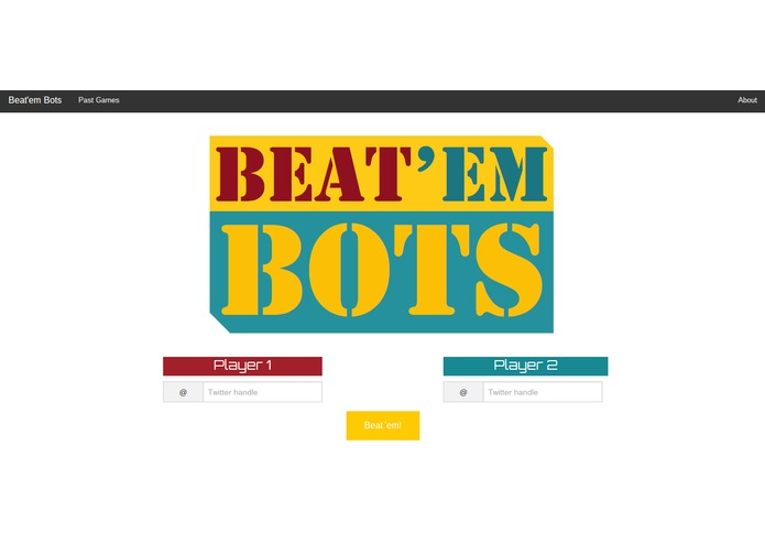 Beat'em Bots – screenshot 2