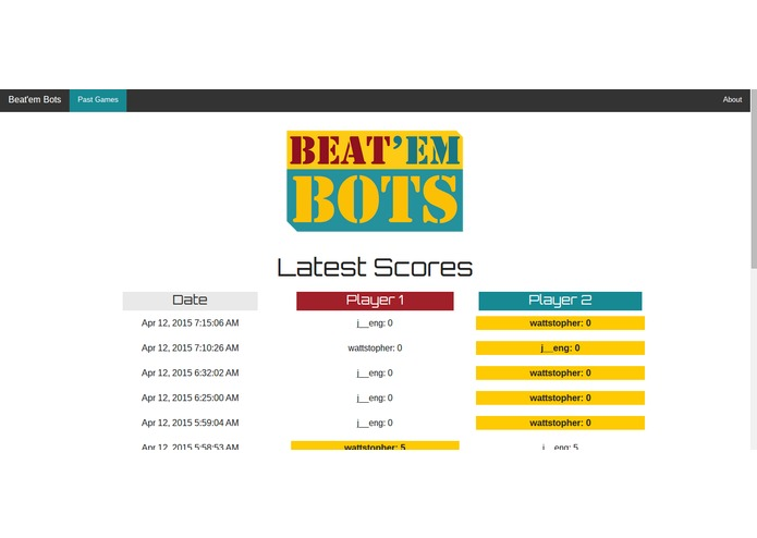 Beat'em Bots – screenshot 3
