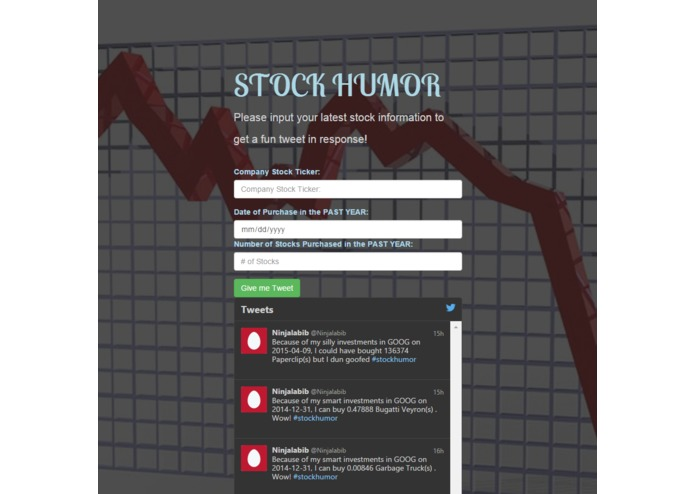 StockHumor – screenshot 5