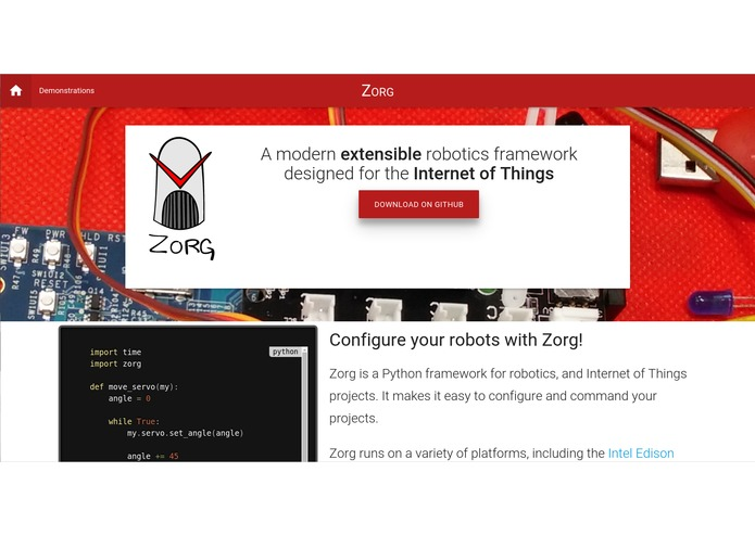 Zorg – screenshot 2