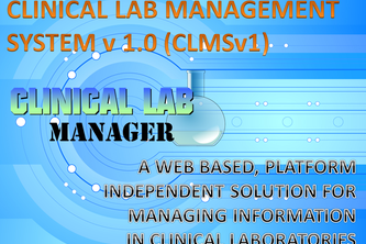 Clinical Lab Manager System V1.0