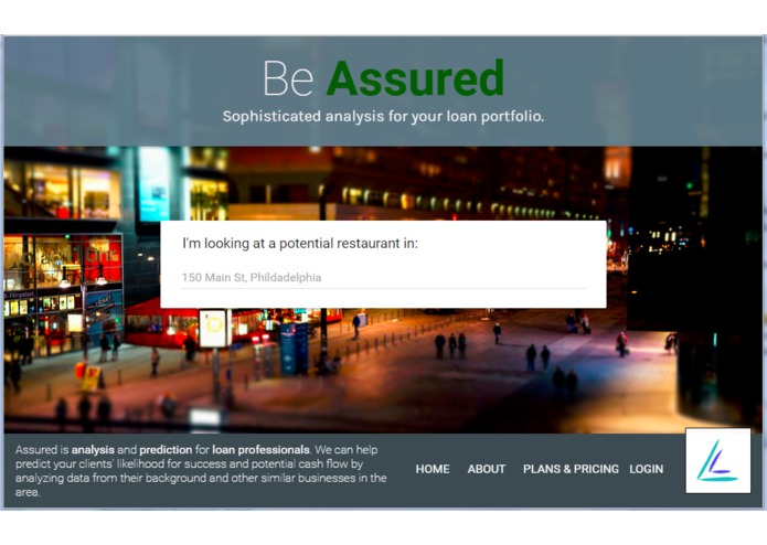 Assured – screenshot 1